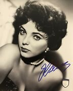 Joan Collins Autographed/signed Official Pix Shielded 8x10 Photo