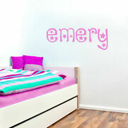 Custom Star Name - Personalized Nursery And Kids Room Wall Decals