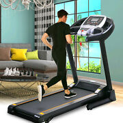 3.25hp Electric Treadmill Home Use Folding Running Machine With Bluetooth Hot