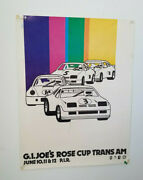 Portland Intand039l Raceway1977 G.i. Joeand039s Rose Cup Trans Amposteras Is 17 X 20