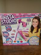 Insta Studio Hands-free Video Station Compound Kings Slime Kit New