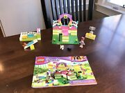 Lego Friends Heartlake Dog Show 3942 With Instructions