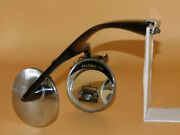 Vintage Passing Eye Mirror 50andrsquos-60andrsquos. Overall Good Condition. New Nos Glass.