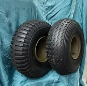 Ww2 Cushman Airborne Model 53 Scooter Front Tire And Rear Mud And Snow 6x600