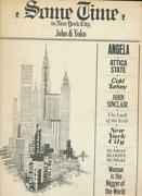 Some Time In New York City [songbook]