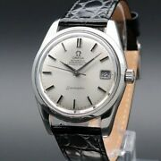 Omega Seamaster Chronometer Vintage Overhaul Automatic Mens Watch Auth Works