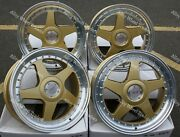 18 Gpl 04 Alloy Wheels Fits Renault Trafic Traffic Peugeot Boxer 5x118 Wr