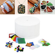 Pack Of 6pcs Stained Glass Fusing Supplies Professional Microwave Kiln Kit Tool