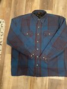 Yeezy Season 5 Classic Oversized Quilted Flannel Shirt Jacket Large 350 550 720