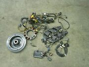 2001 Mercury Carb 150hp Complete Electronics System Ignition Charging Powerhead