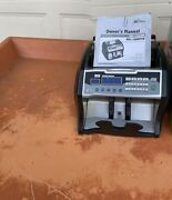 Royal Sovereign Rbc-1003bk Bill Counter W/counterfeit Detection