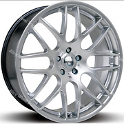 Alloy Wheels 18 Dtm For Bmw 1 Series F20 F21 F40 + 2 Series F22 F23 Silver