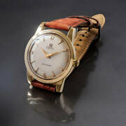 Omega Seamaster Ref.2577-26 Sc Vintage Overhaul Automatic Mens Watch Auth Works