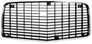 1970-71 Chevrolet Camaro Grille Z28 And Ss Style Avec / Noir And Chrome Bord Neuf
