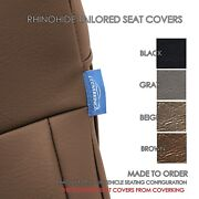 Rhinohide - Pvc Heavy Duty Synthetic Leather Seat Covers For Hummer H2