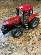 Case Ih Industrial Licensed Product Red Toy Tractor E0214q00