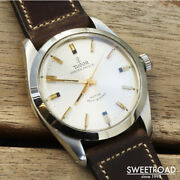 Tudor Oyster Ref.7995/0 Vintage Cal.2483 Small Rose Automatic Mens Watch
