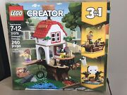 Lego 31078 - Creator Treehouse - New In Box - Rare - Awesome