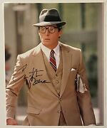 Christopher Reeve Signed Autographed 8x10 Superman Photo Jsa Letter Clark Kent
