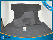 Fitted Carpet Front Rear Back Original Piaggio Porter 4 Places