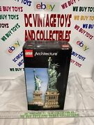 Lego Architecture Statue Of Liberty 21042 Brand New And Sealed
