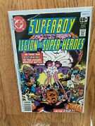 Superboy And The Legion Of Super Heroes 241 - Comic Book-b68-101