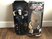 2001 The Crow Eric Draven Doll Collectors Edition Used With Box Limited Figure