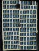 Russia Sc 256 F-vf Used. Cat.3.75 X 241 In Various Multiples Off Piece @70