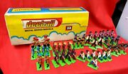 Vintage Britains Deetail Old Store Stock Counter Display 47 Figure Assortment