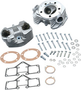 S And S Cycle 3-5/8 Bore Super Stock Cylinder Heads Band Intake 90-1499