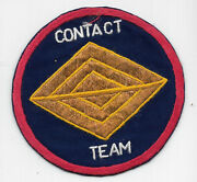 Vn Made Finance Contact Team Pocket Patch