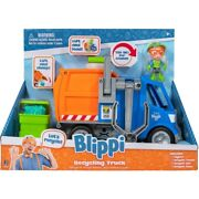 Blippi Recycling Truck Vehicle Playset