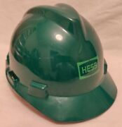 Hess Hard Hat Collectible