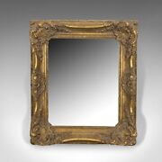 Wall Mirror In Victorian Classical Revival Taste Giltwood Late 20th Century
