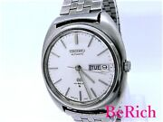 Grand Seiko 5646-7000 Hi-beat Day-date Antique Automatic Ss Menand039s Watch [b0306]