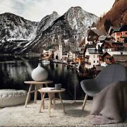 The House By The Lake Full Wall Mural Photo Wallpaper Printing 3d Decor Kid Home