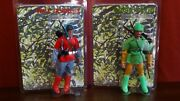 Mego / Figures Toy Company 8 Robin Hood And Will Scarlet