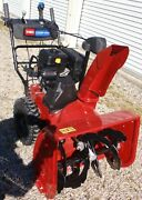 Power Max Hd 828 Oae 28 In. 252 Cc Two-stage Gas Snow Blower With Electric Start