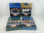 The West Wing Season 1 2 3 4 Dvd Sealed