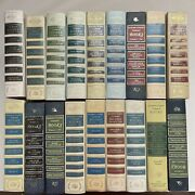 18 Readerand039s Digest Condensed Books 1950s 1960s Beautiful Patterns Decor Zoom