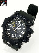 Casio G-shock Gwg-1000 Mad Master Black Date From Japan [e0308]
