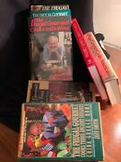 Sale The Frugal Gourmet Chef Jeff Smith 1st Ed Cookbooks 2 Ea Vintage 1970s