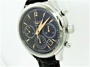 Longines L2.750.4.56.0 Heritage Collection Column Wheel Menand039s From Japan N0308