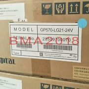 1pc New Pro-face Display Screen Gp570-lg21-24v 1 Year Warranty Fast Delivery