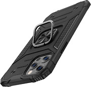 12 Pro Max Iphone Case Defender Military Grade Protection Cover Rugged Kickstand