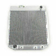 Radiator For 1960-1966 Ford Mustang /comet /falcon 61 62 63 65 64 3 Row Aluminum