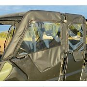 Falcon Ridge Soft Doors For Can Am Defender Max