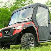 Full Cab Enclosure With Aero-vent Windshield For 2020 Arctic Cat Prowler Pro