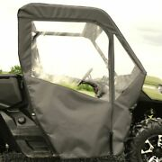 Falcon Ridge Soft Doors For Can Am Defender
