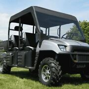 Soft Windshield And Top For 2011-2014 Mid Size Polaris Ranger 500 | 570 Crew